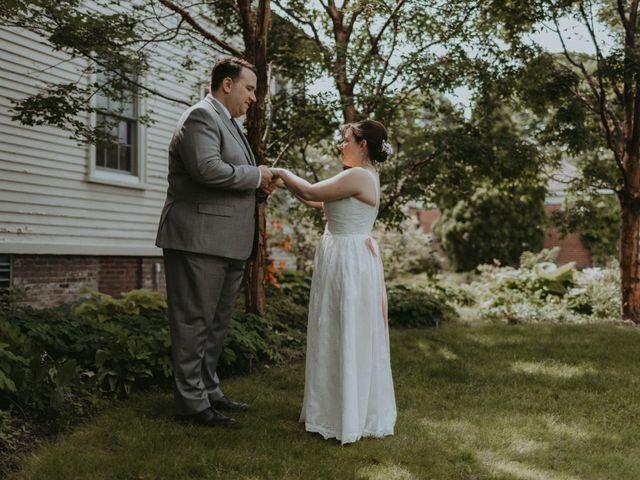 Paul and Meghan's Wedding in Amherst, Massachusetts 166