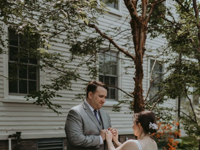 Paul and Meghan's Wedding in Amherst, Massachusetts 169