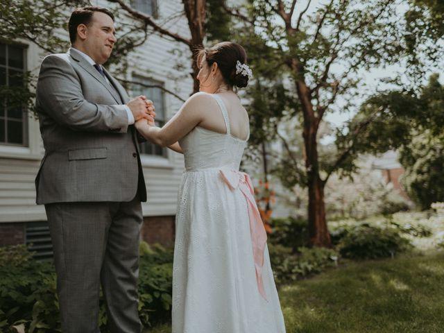 Paul and Meghan's Wedding in Amherst, Massachusetts 170