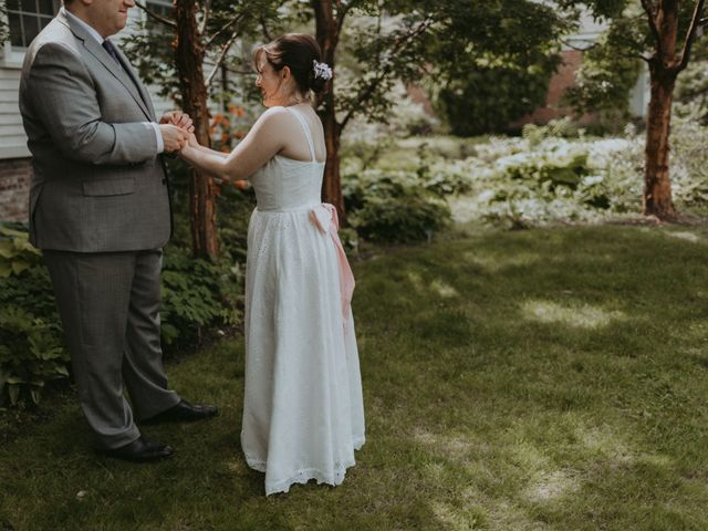 Paul and Meghan's Wedding in Amherst, Massachusetts 172