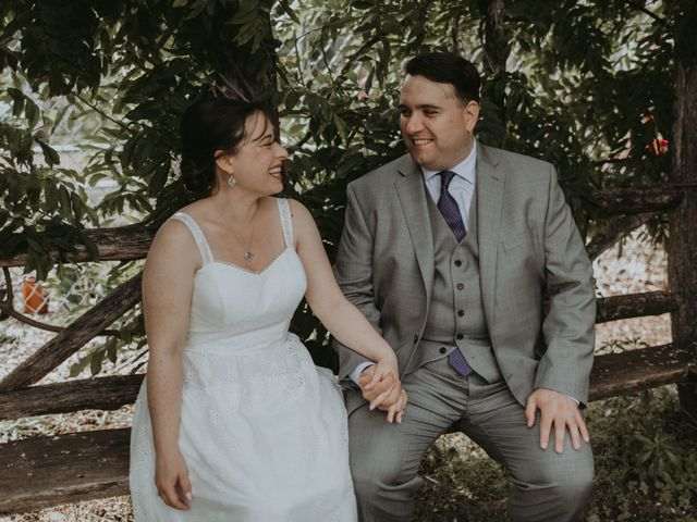Paul and Meghan's Wedding in Amherst, Massachusetts 206