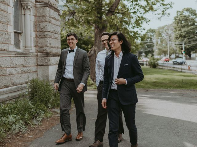 Paul and Meghan's Wedding in Amherst, Massachusetts 296