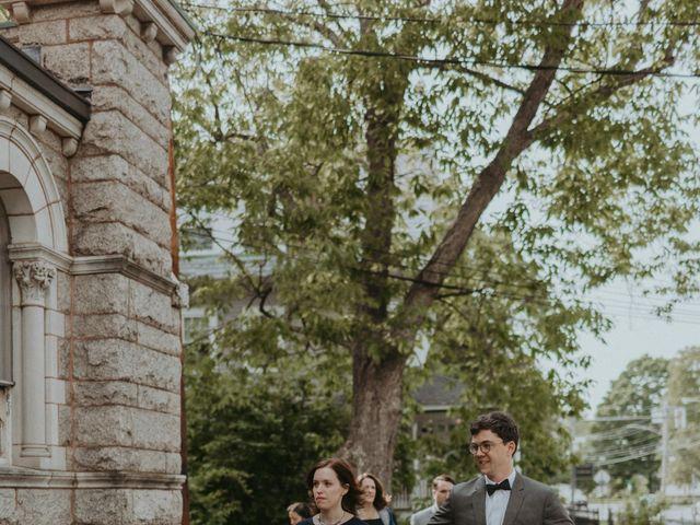 Paul and Meghan's Wedding in Amherst, Massachusetts 322