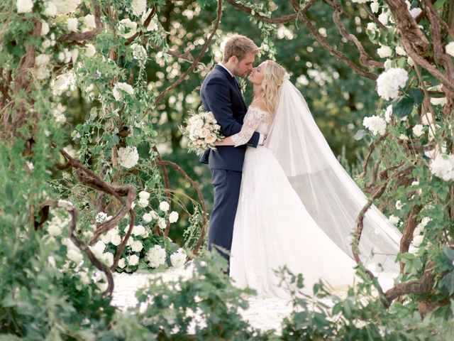 The wedding of Elizabeth and Nathaniel