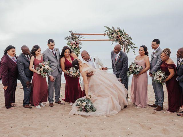 Gerald  and Carla 's Wedding in Marina, California 18