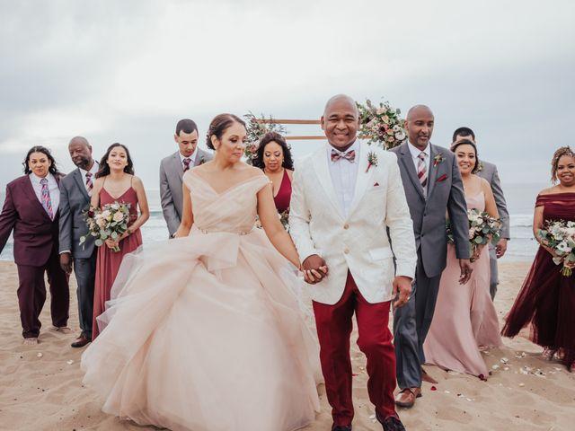 Gerald  and Carla 's Wedding in Marina, California 19