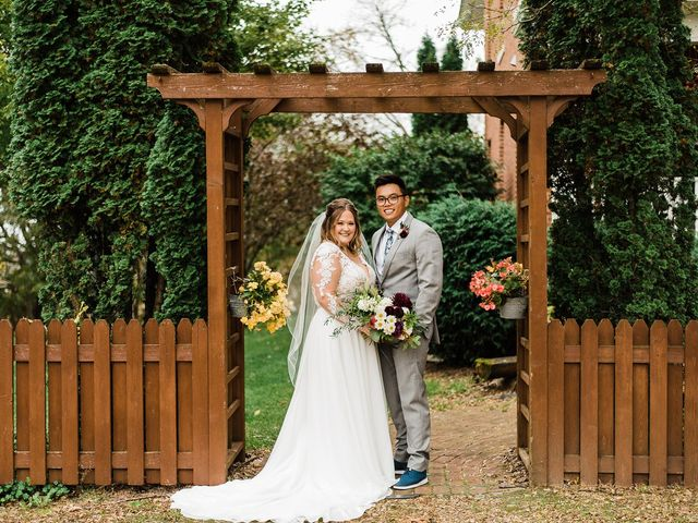 The wedding of Anna and Eliel