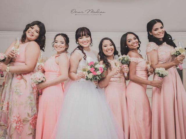 Eridania and Wilman's Wedding in Santo Domingo, Dominican Republic 1