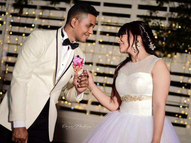Eridania and Wilman's Wedding in Santo Domingo, Dominican Republic 2