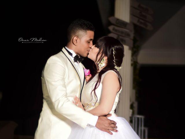 Eridania and Wilman's Wedding in Santo Domingo, Dominican Republic 9