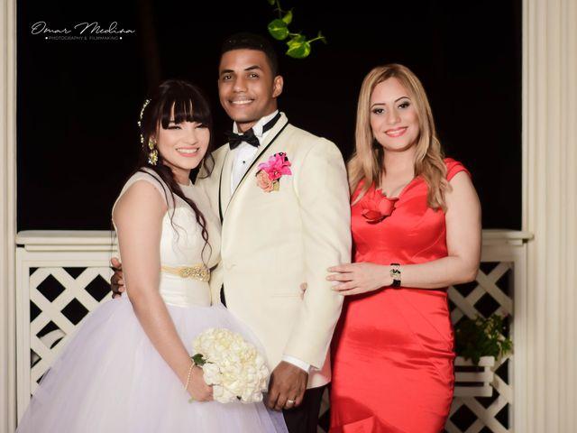 Eridania and Wilman's Wedding in Santo Domingo, Dominican Republic 10