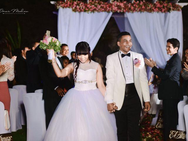 Eridania and Wilman's Wedding in Santo Domingo, Dominican Republic 11
