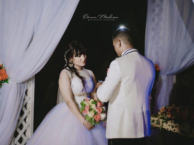 Eridania and Wilman's Wedding in Santo Domingo, Dominican Republic 12