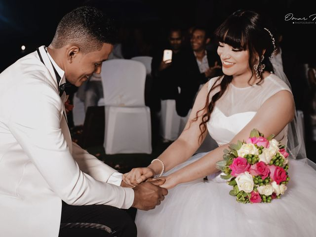 Eridania and Wilman's Wedding in Santo Domingo, Dominican Republic 14