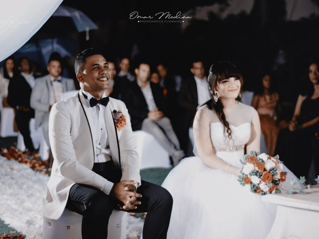 Eridania and Wilman's Wedding in Santo Domingo, Dominican Republic 16