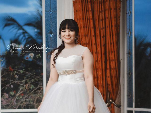 Eridania and Wilman's Wedding in Santo Domingo, Dominican Republic 18