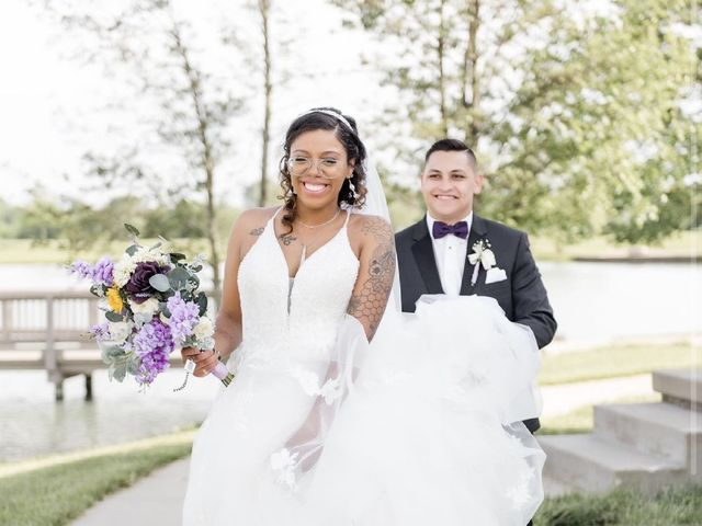 Jeremy and Kabedi's Wedding in Mt Zion, Illinois 2