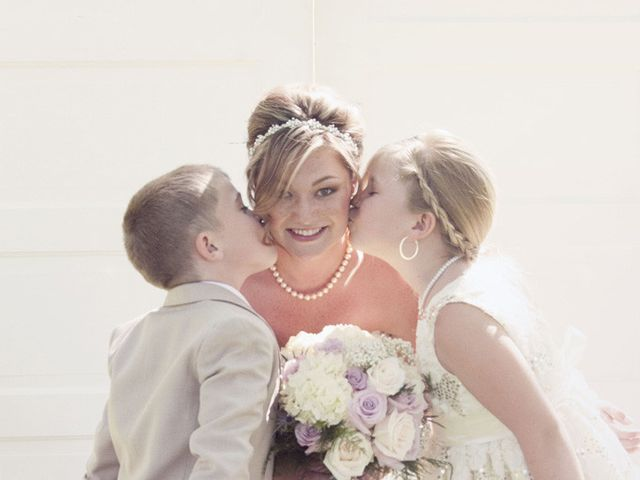 Ashleigh and Devin's Wedding in Missoula, Montana 1