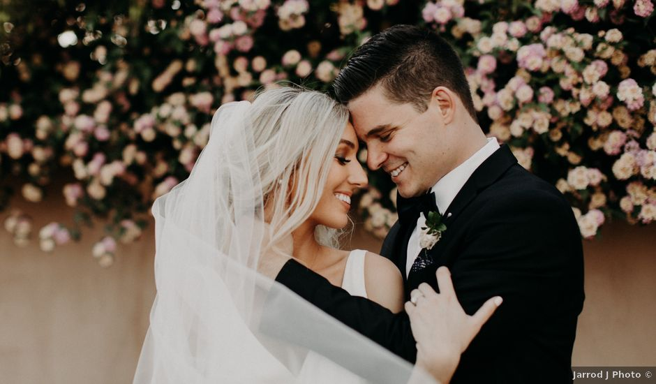 Chris and Ashtyn's Wedding in Scottsdale, Arizona