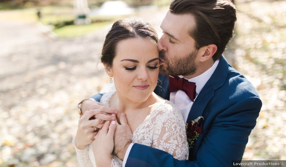 Shea and Nicole's Wedding in Saratoga Springs, New York
