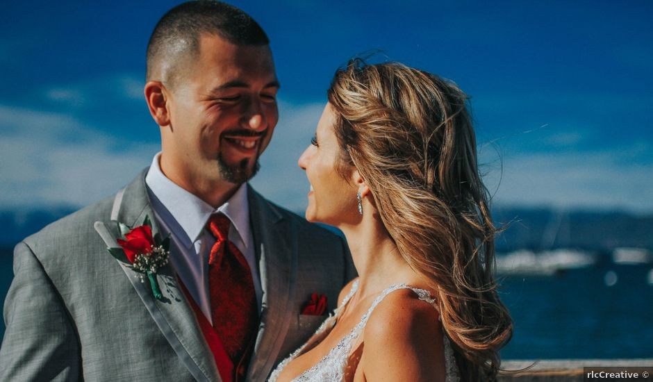 Jose and Aundrea's Wedding in South Lake Tahoe, California