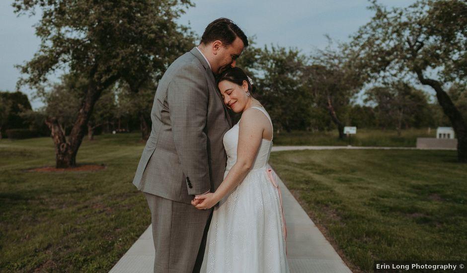 Paul and Meghan's Wedding in Amherst, Massachusetts