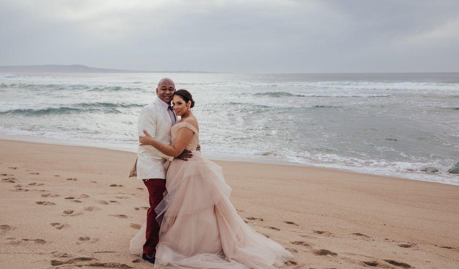 Gerald  and Carla 's Wedding in Marina, California