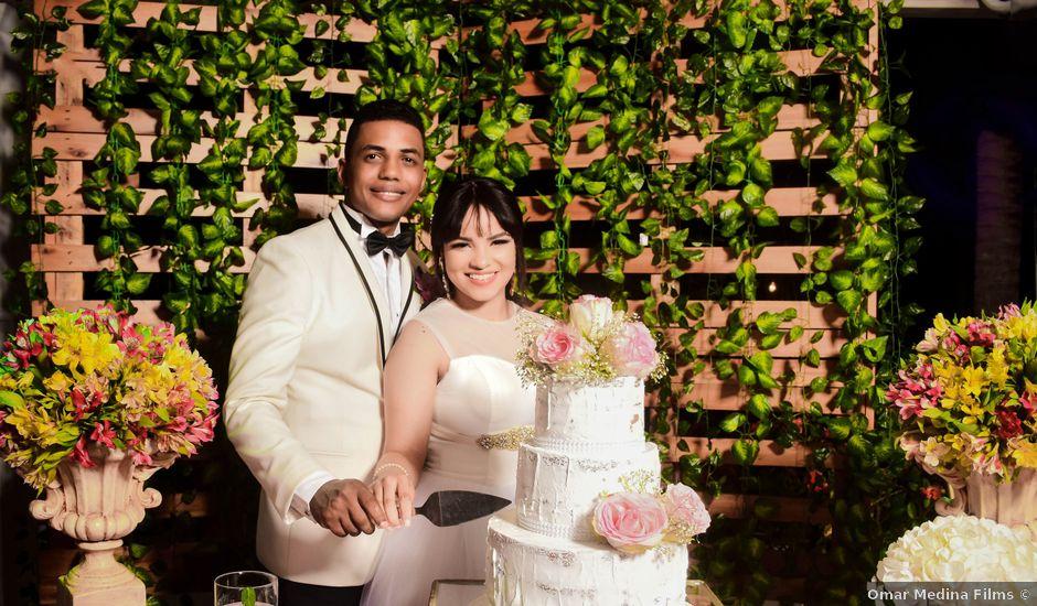 Eridania and Wilman's Wedding in Santo Domingo, Dominican Republic
