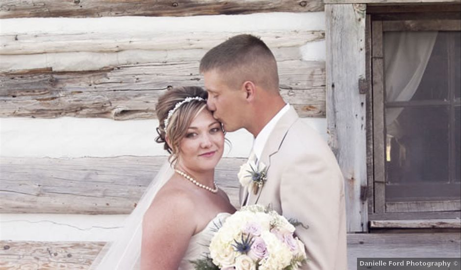 Ashleigh and Devin's Wedding in Missoula, Montana