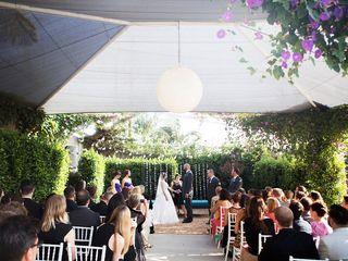 Meghan and Maarten's Wedding in Los Angeles, California 3