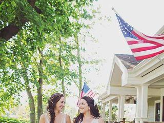 Amanda and Rachel's Wedding in Calverton, New York 8