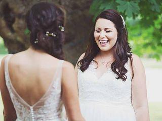 Amanda and Rachel's Wedding in Calverton, New York 3