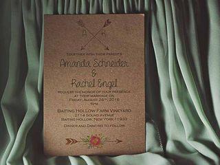 The wedding of Rachel and Amanda 3