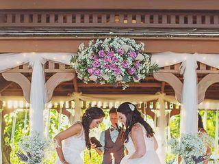 Amanda and Rachel's Wedding in Calverton, New York 13