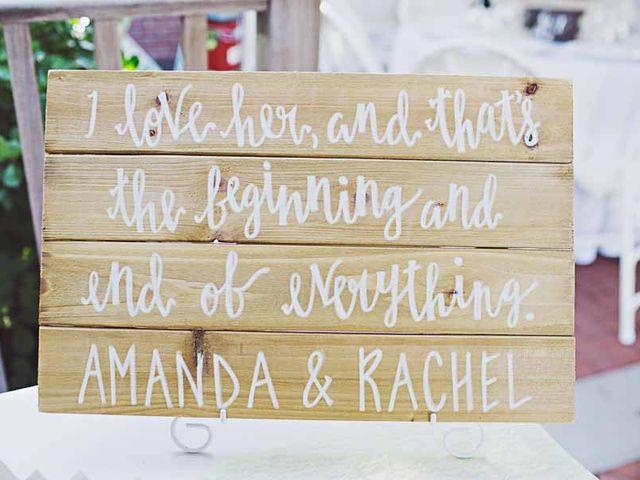 Amanda and Rachel's Wedding in Calverton, New York 21
