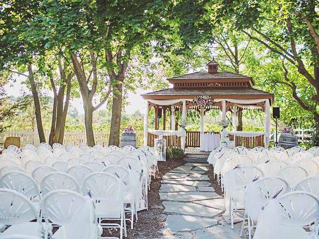 Amanda and Rachel's Wedding in Calverton, New York 11