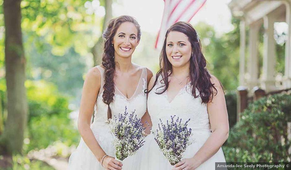 Amanda and Rachel's Wedding in Calverton, New York