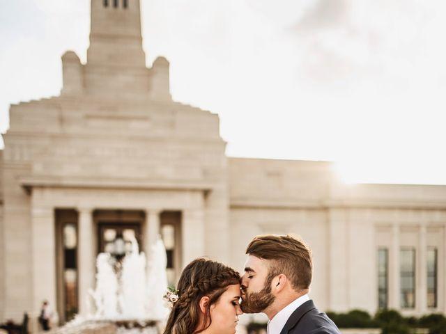 Mason and Allie's Wedding in Zionsville, Indiana 8