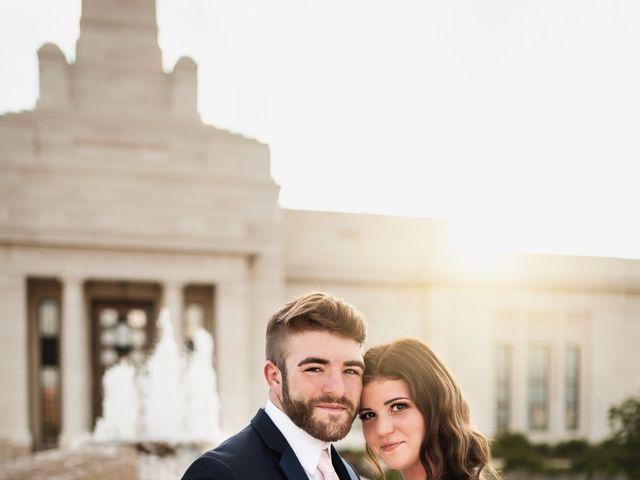 Mason and Allie's Wedding in Zionsville, Indiana 9