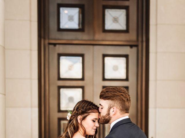 Mason and Allie's Wedding in Zionsville, Indiana 10