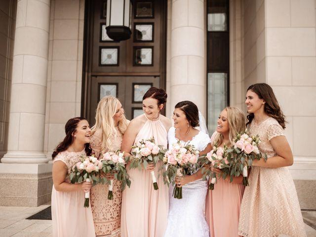 Mason and Allie's Wedding in Zionsville, Indiana 11