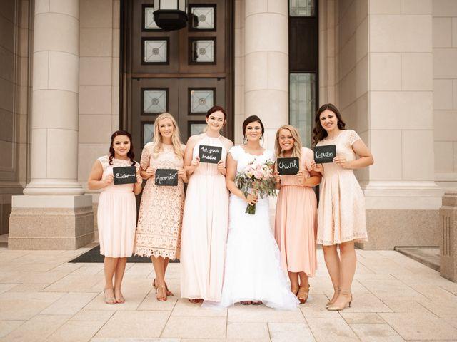 Mason and Allie's Wedding in Zionsville, Indiana 12