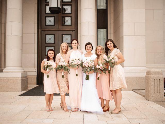 Mason and Allie's Wedding in Zionsville, Indiana 16