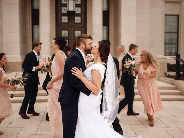 Mason and Allie's Wedding in Zionsville, Indiana 18