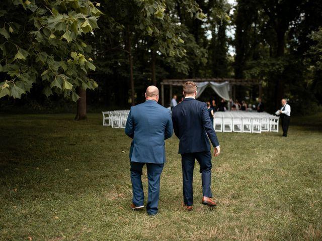 Mason and Allie's Wedding in Zionsville, Indiana 21