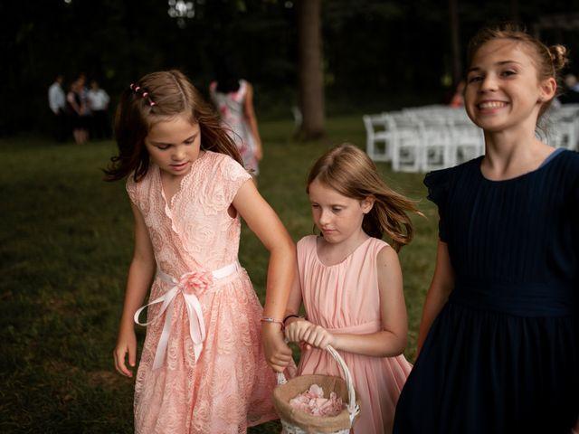 Mason and Allie's Wedding in Zionsville, Indiana 22