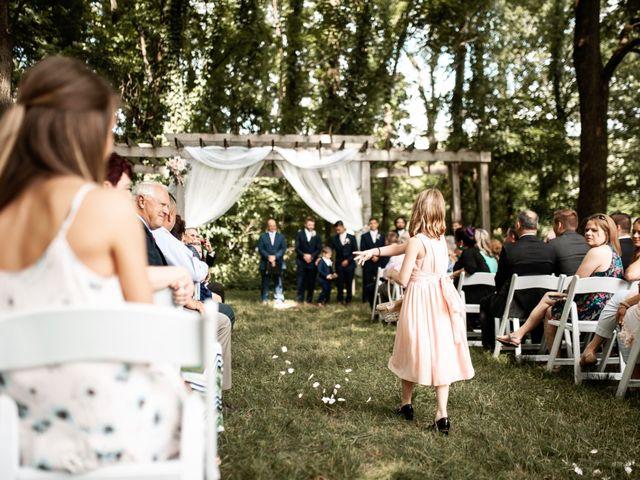 Mason and Allie's Wedding in Zionsville, Indiana 23