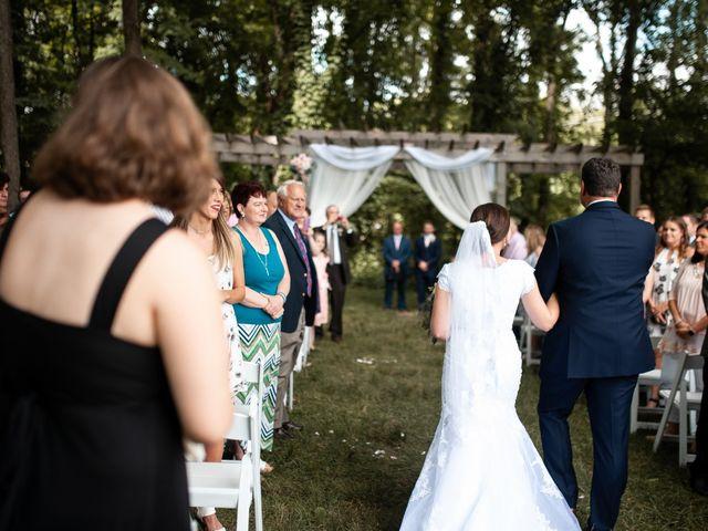 Mason and Allie's Wedding in Zionsville, Indiana 24