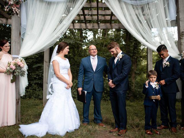 Mason and Allie's Wedding in Zionsville, Indiana 25
