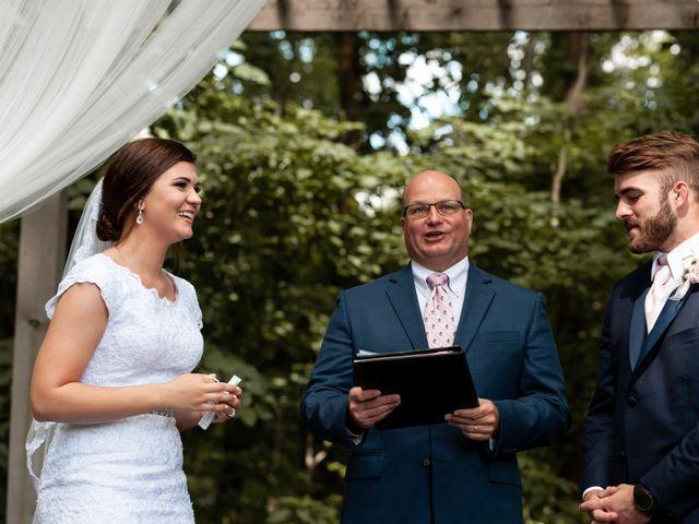 Mason and Allie's Wedding in Zionsville, Indiana 26
